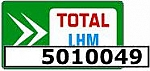 Aufkleber LHM Total