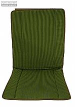 Sitzauflagen alt (grün)