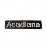 Emblem Acadiane