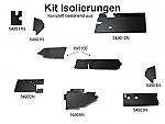 Kit Isolierungen