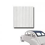 Dach weiß innenschließend Super Qualität