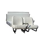 Kit Sitze Weiß Mehari