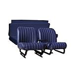 Kit Sitze Blau Mehari