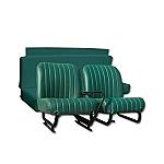Kit Sitze grün Mehari