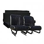 Kit Sitze schwarz Mehari
