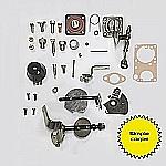 Vergaser Reparatursatz Einzelvergaser